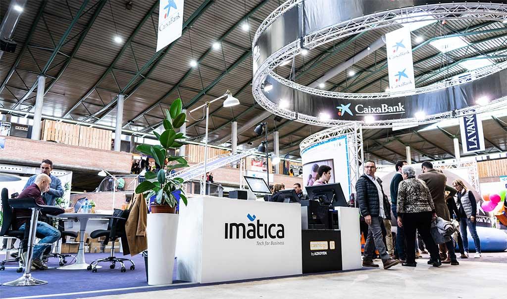 estand iMatica Fira de Girona