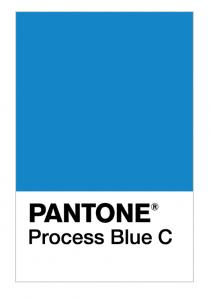 pantone process blue imatica
