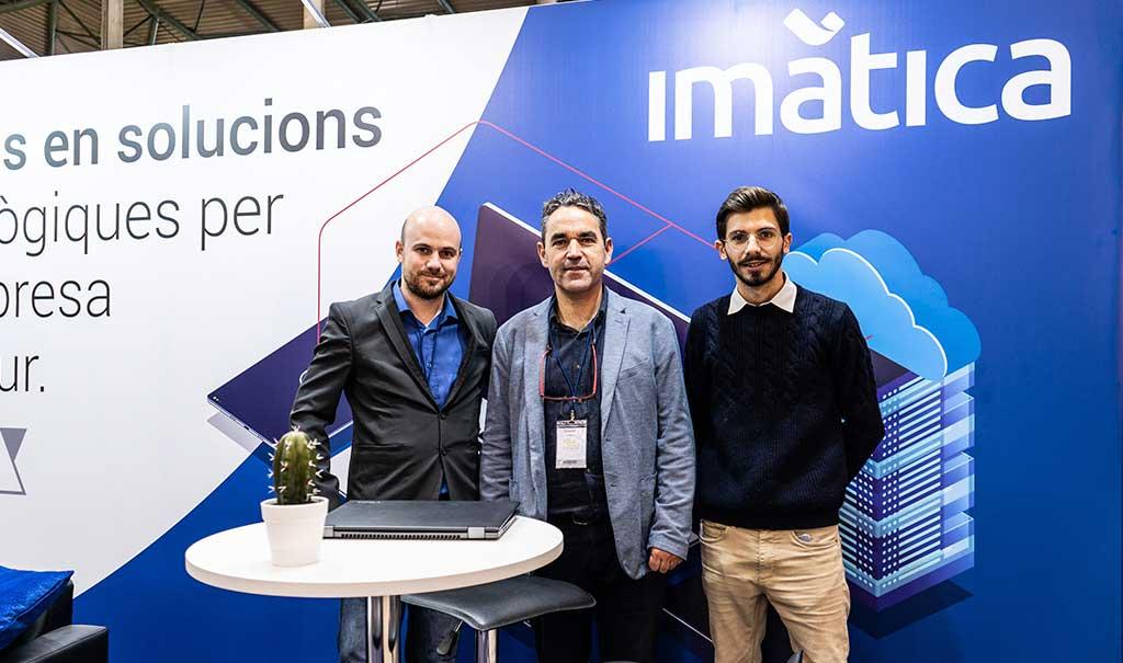 Equipo comercial iMatica Girona