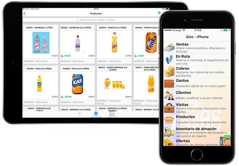 App para Gestión de Pedidos