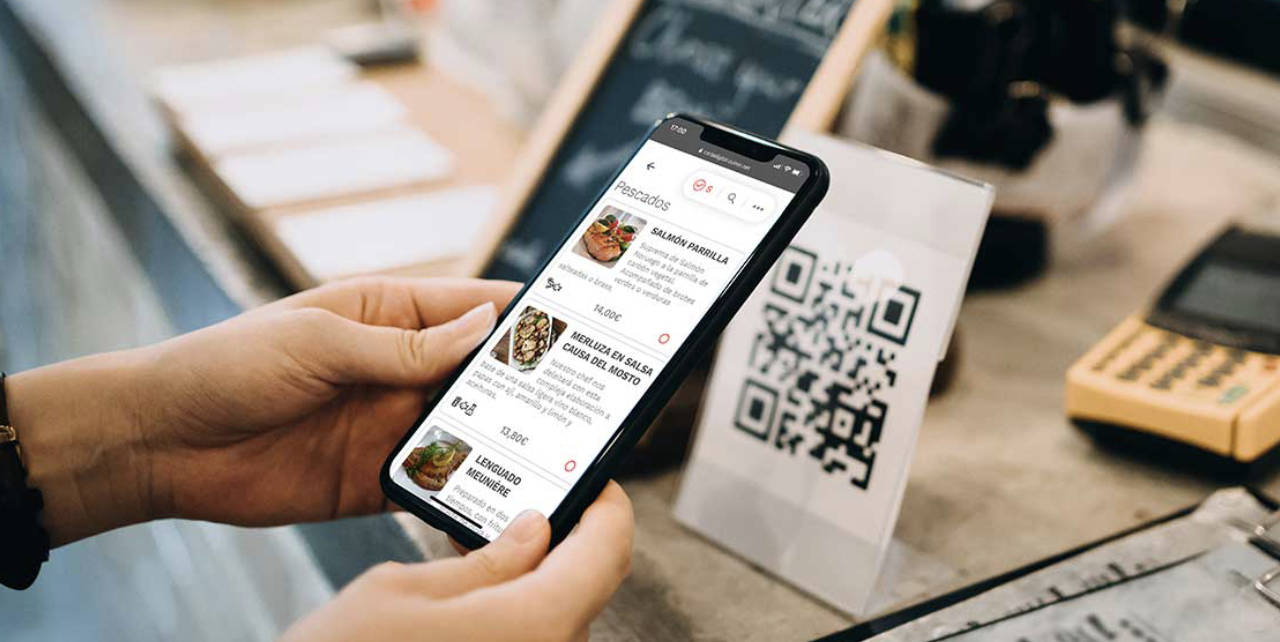 carta digital para restaurantes profesional